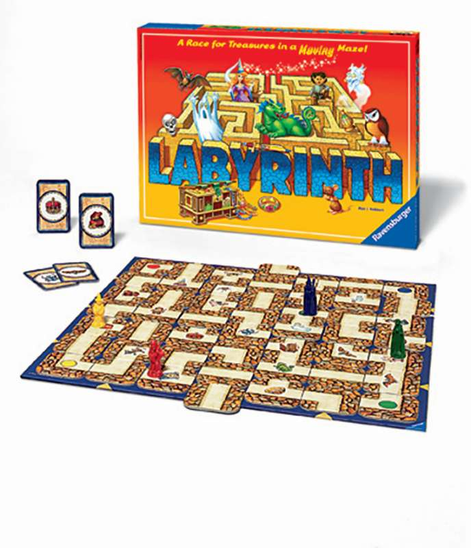 Amazing Labyrinth Board Game - Ravensburger
