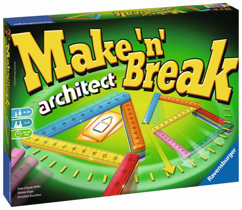 Make n Break Architect - Ravensburger