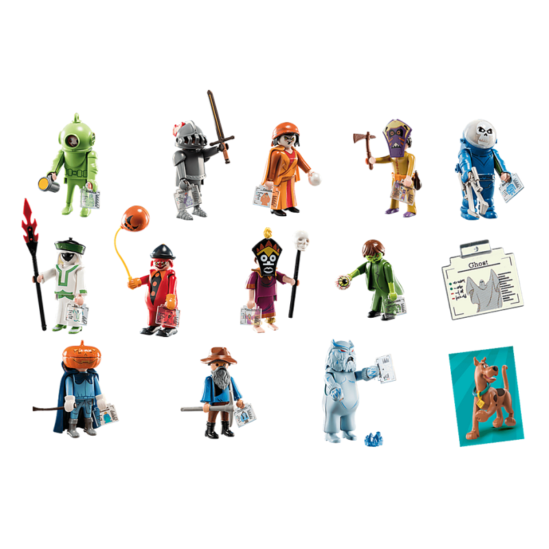 Scooby Doo! Mystery Figure - Playmobil