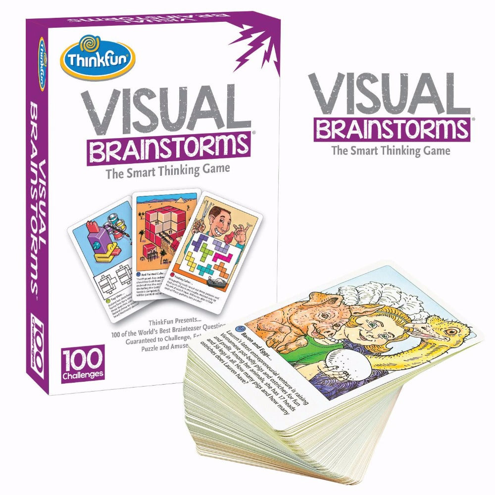 Visual Brainstorms - ThinkFun