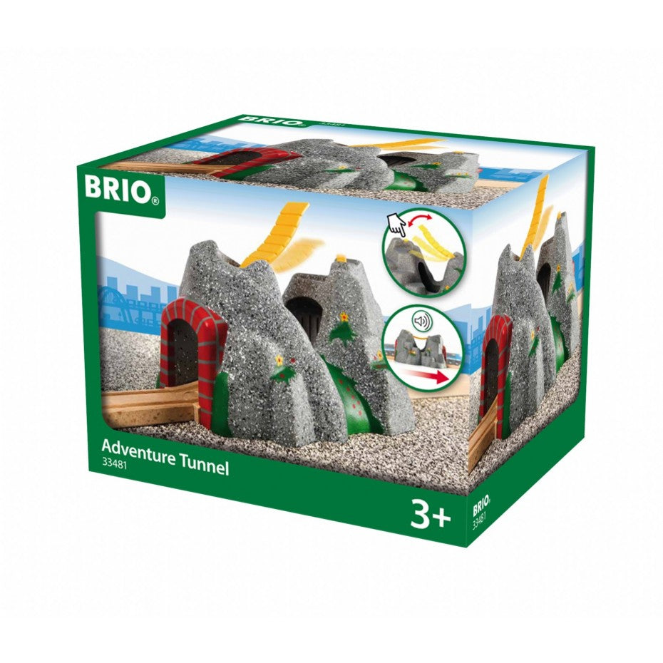 Adventure Tunnel - Brio