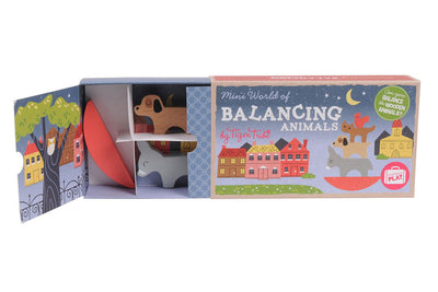 Mini World of Balancing Animals - Tiger Tribe
