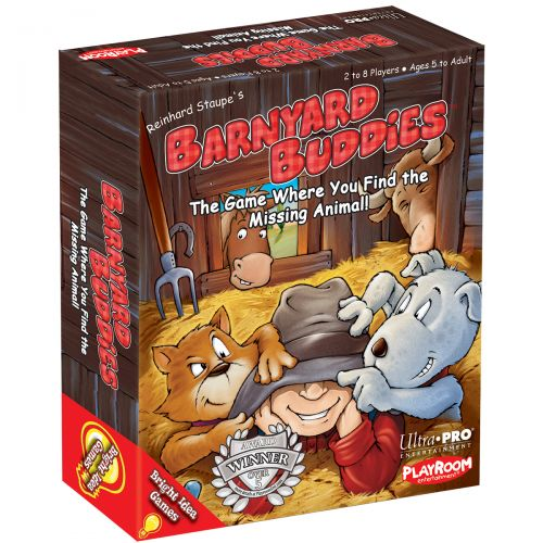 Barnyard Buddies - Playroom