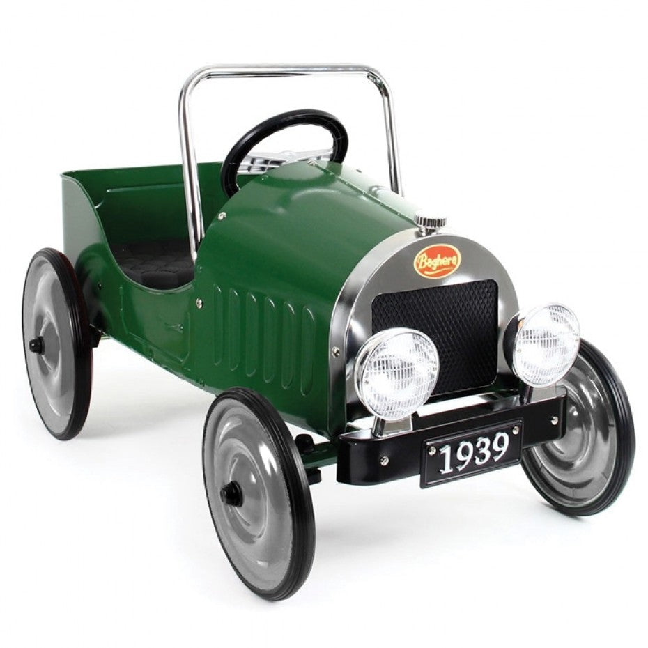 Pedal Car Green - Baghera