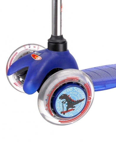 Wheel Whizzer - Micro Scooters scootasaurus