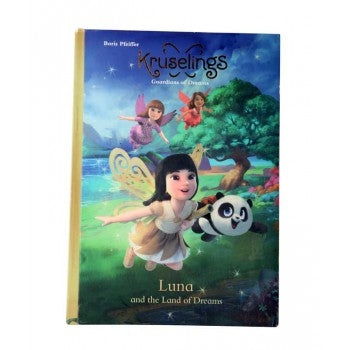 Luna Story Book - Kruselings