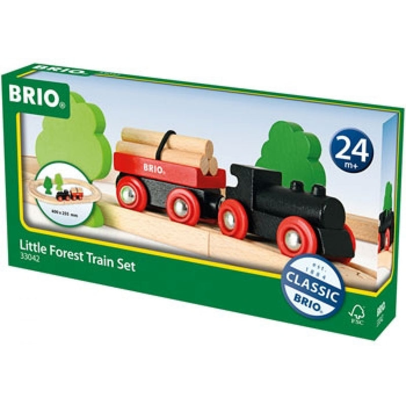 Little Forest Train Set - Brio