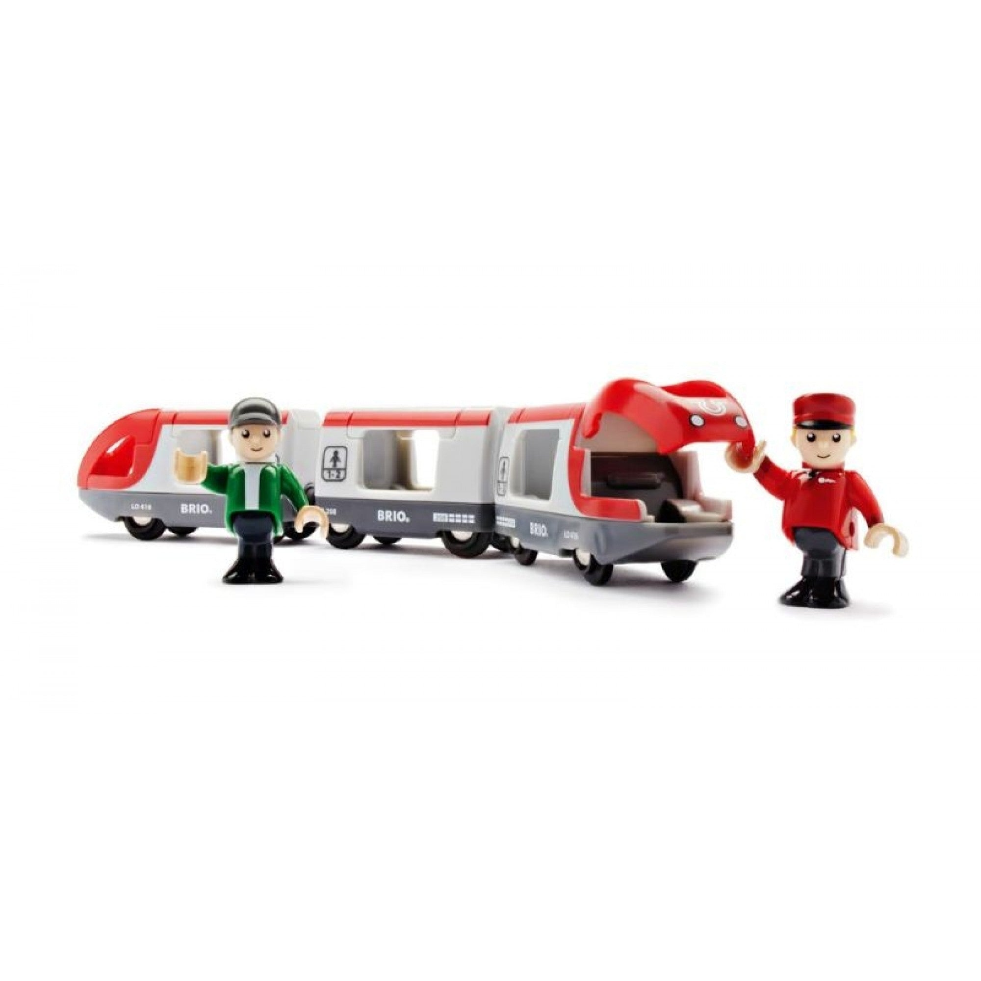 Travel Train 5 pcs - Brio
