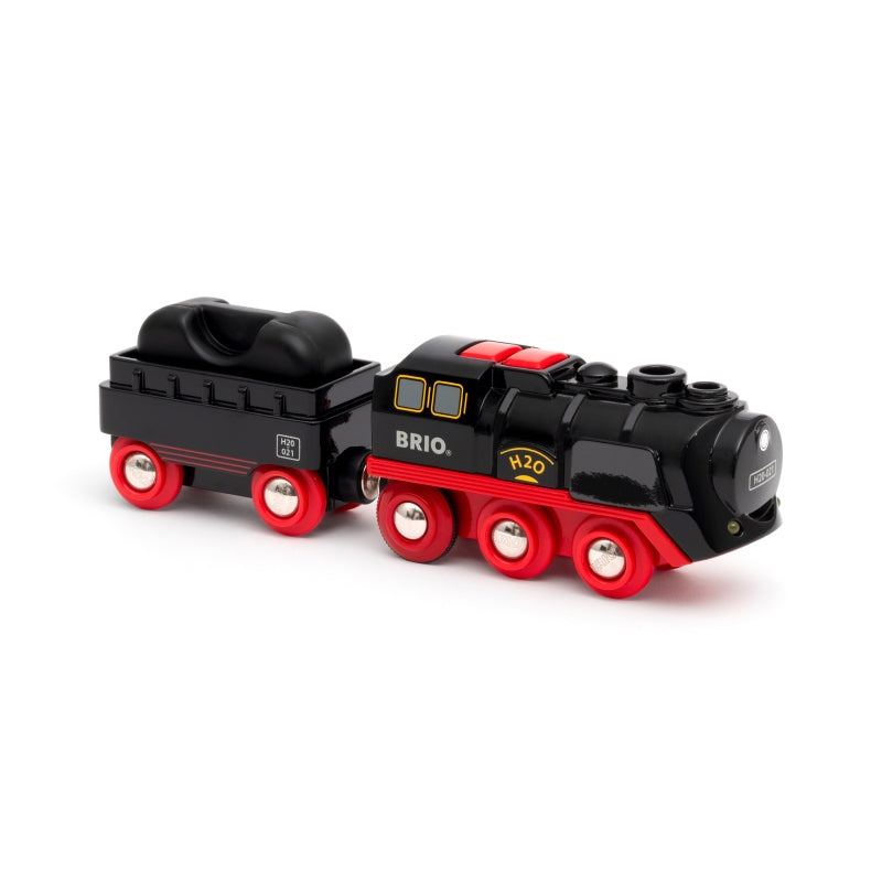 Battery Operated Steaming Train - Brio