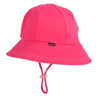 Bright Pink Ponytail Bucket Hat - Bedhead Hats