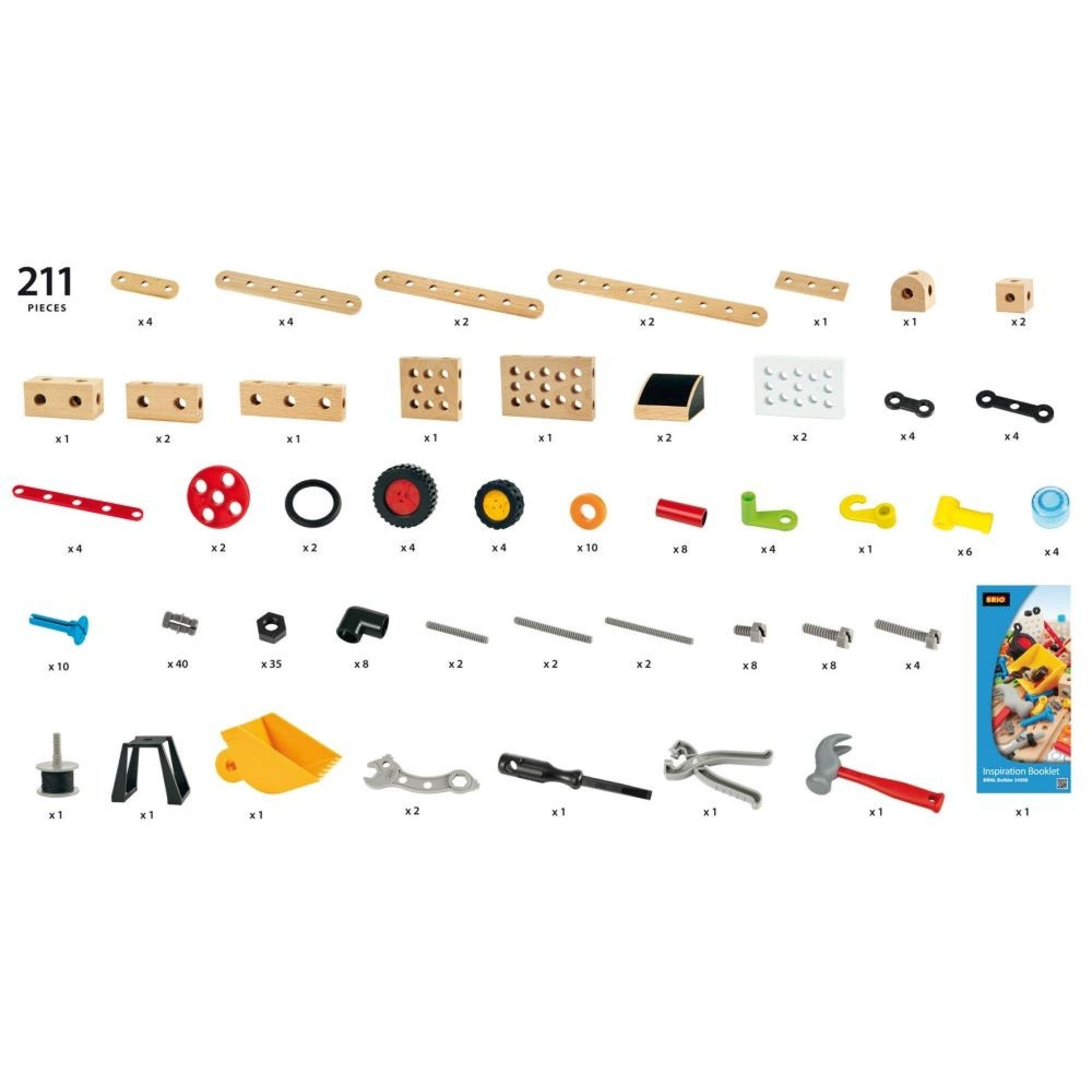 Builder Activity Set - Brio