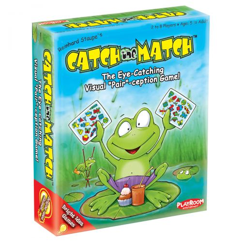 Catch the Match - Playroom