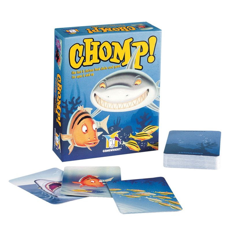 Chomp Card Game - Gamewright