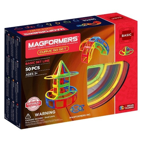 Curve Set 50 - Magformers