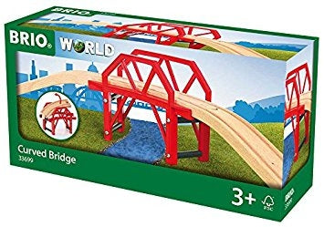 Curved Bridge - Brio - box