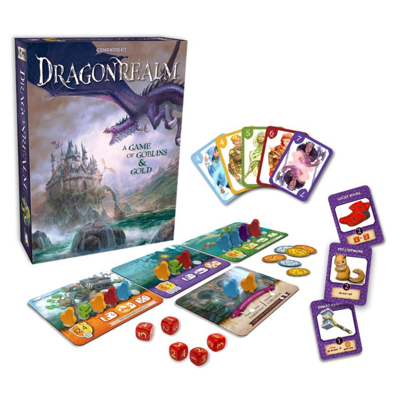 Dragonrealm - Gamewright