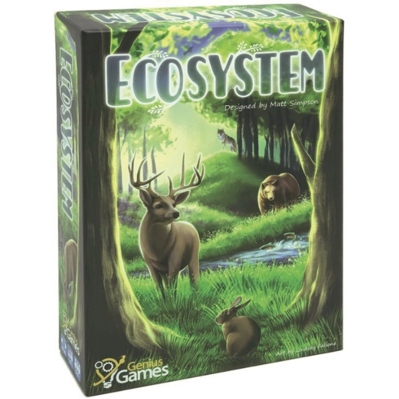 Ecosystem Game - Genius Games