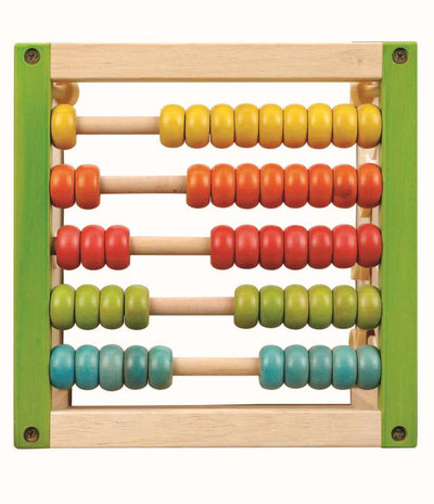 My First Multi-Play Activity Cube - EverEarth - abacus