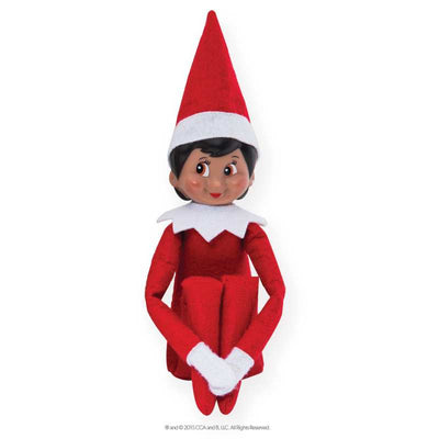 Elf on the Shelf - Dark Skin Girl elf