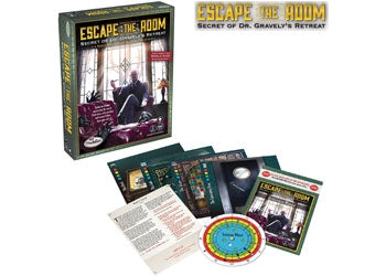 Escape Room: Dr Gravels Escape - ThinkFun