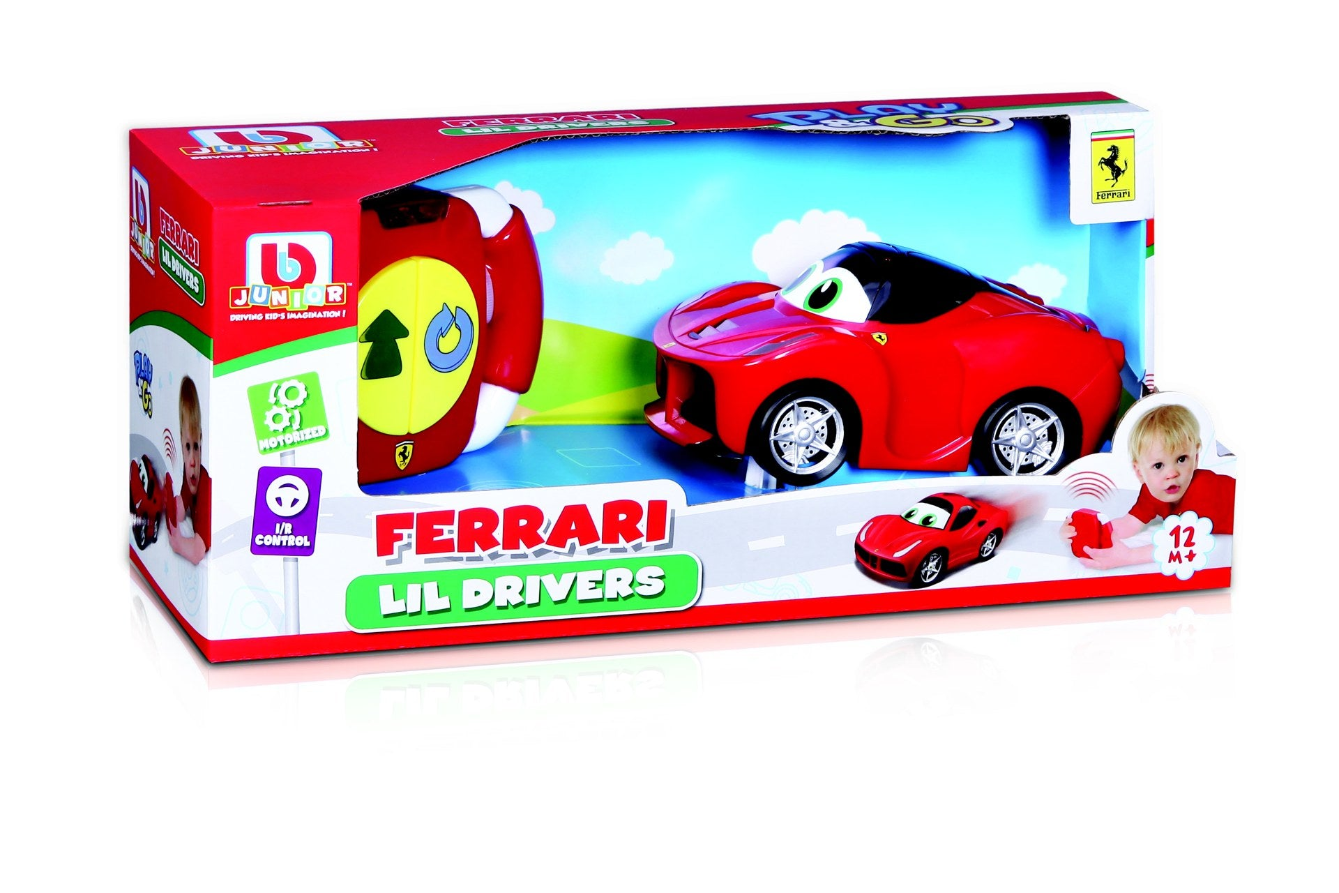 Ferari Lil Driver - BB Junior