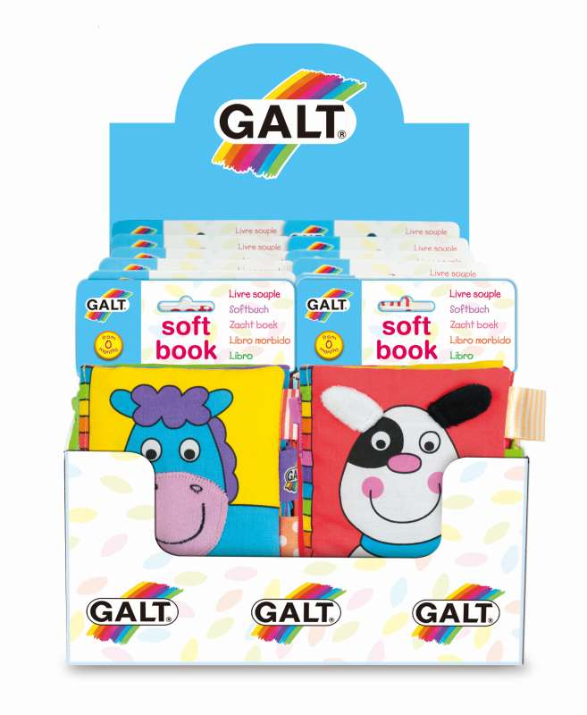 Garden Soft Book - Galt