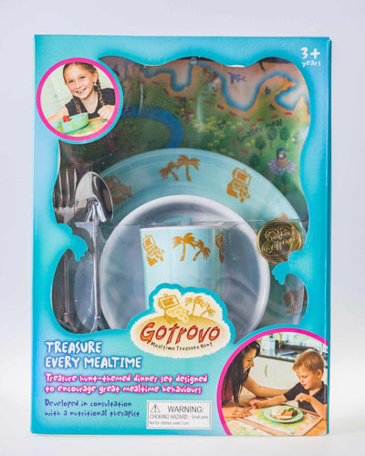 Mealtime Treasure Hunt Game - Gotrovo - box
