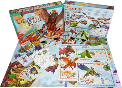 Great Dragon Race Game - Outset