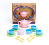 Tea Set 17pc - Green Toys