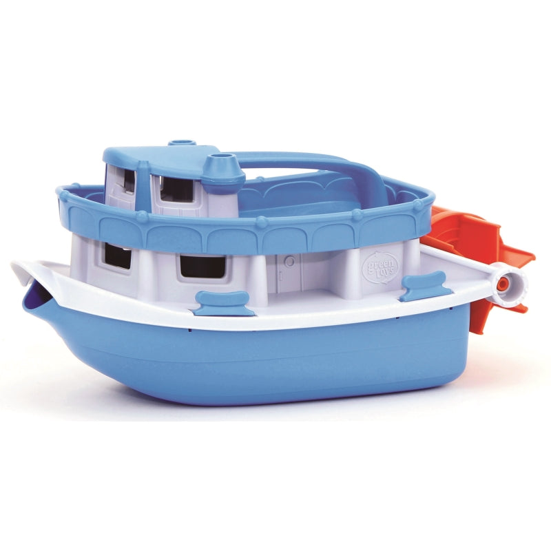 Paddle Boat - Green Toys