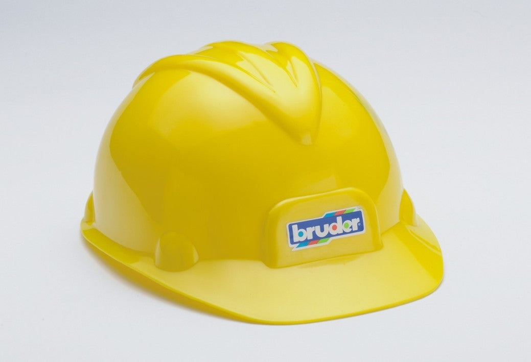 Contruction Toy Helmet - Bruder