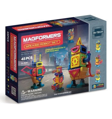 Walking Robot Set - Magformers