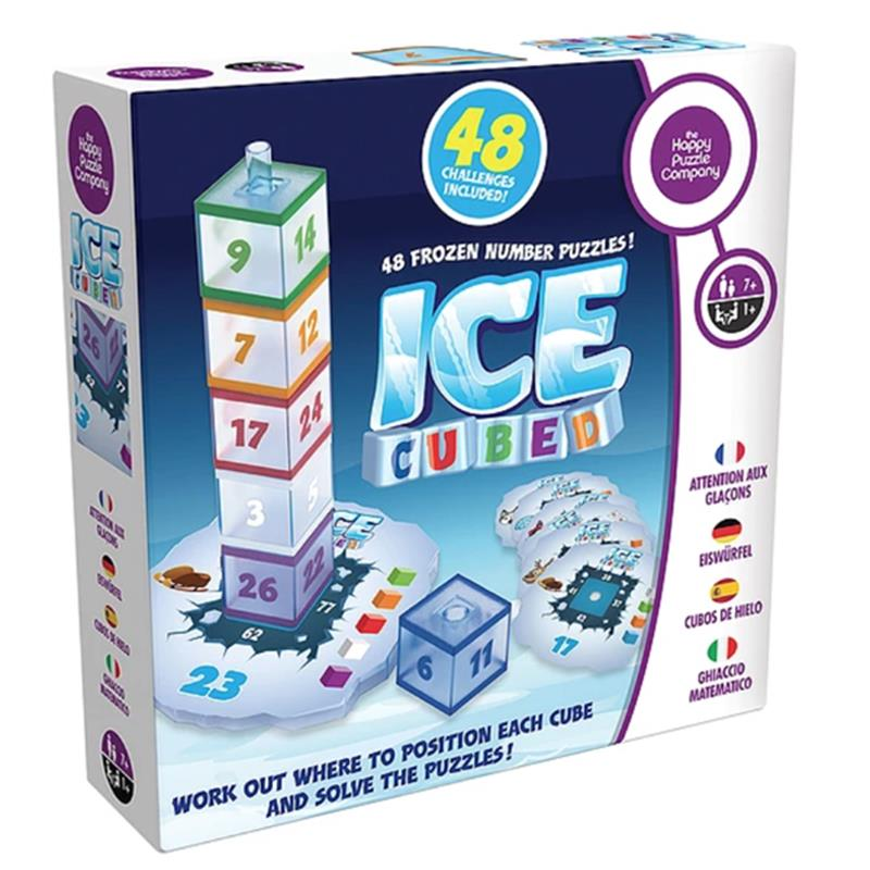 Ice Cubed - Happy Puzzle Company