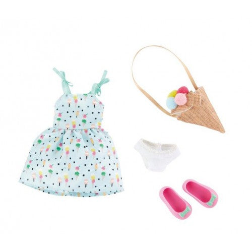 Ice Cream Lover Outfit - Kruselings