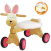 Bunny Padding Ride On Im Toy