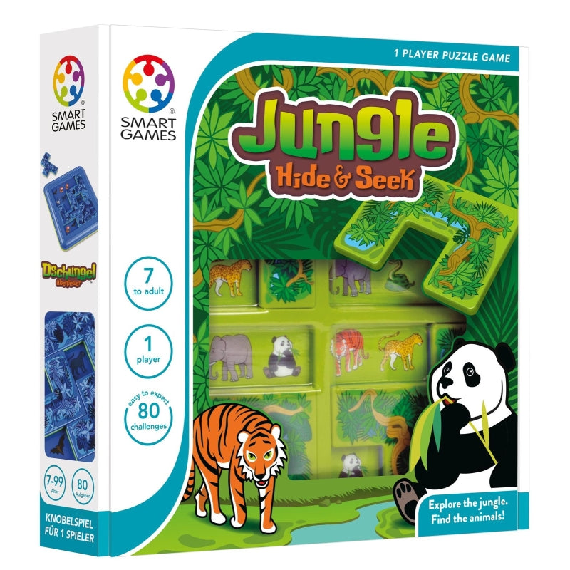 Jungle Hide and Seek - Smartgames