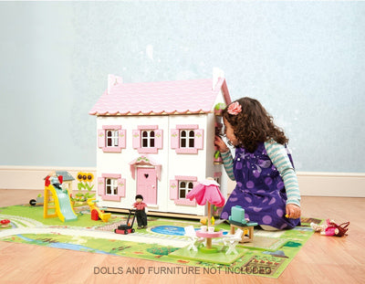Daisy Lane Sophies House - Le Toy Van w/child