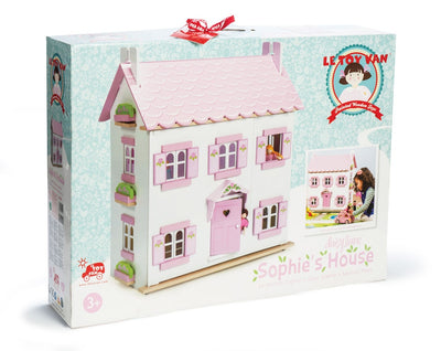 Daisy Lane Sophies House - Le Toy Van box
