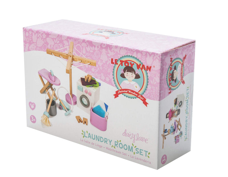 Daisy Lane Laundry Room Set - Le Toy Van