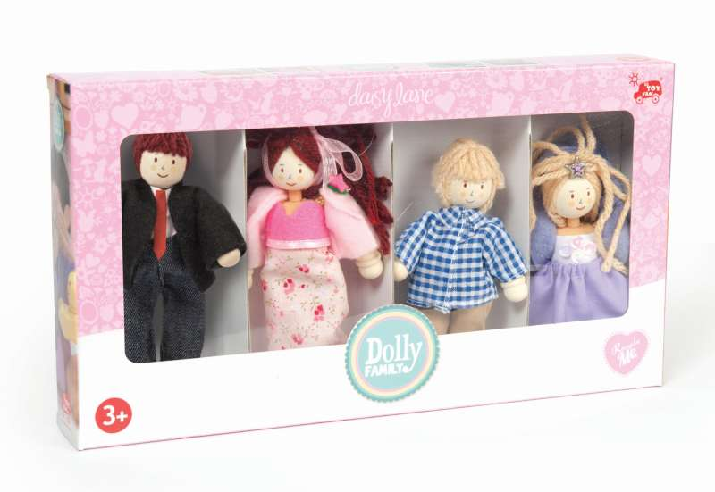 Daisy Lane Doll Family - Le Toy Van