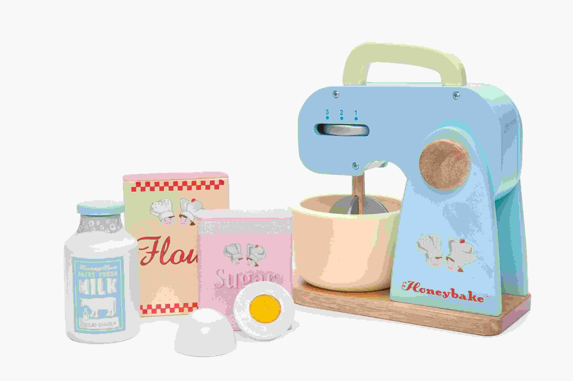 Honeybake Mixer Set - Le Toy Van