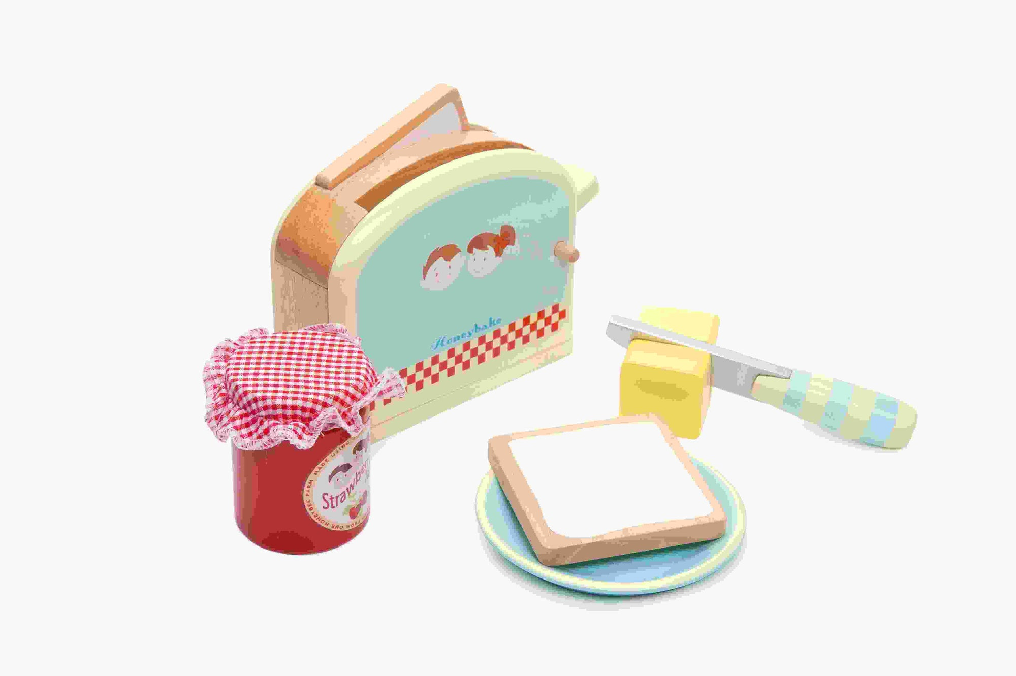 Honeybake Toaster Set - Le Toy Van