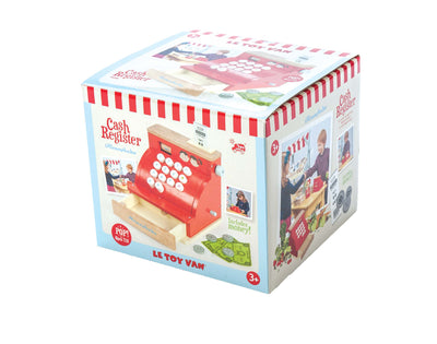 Honeybake Cash Register - Le Toy Van box