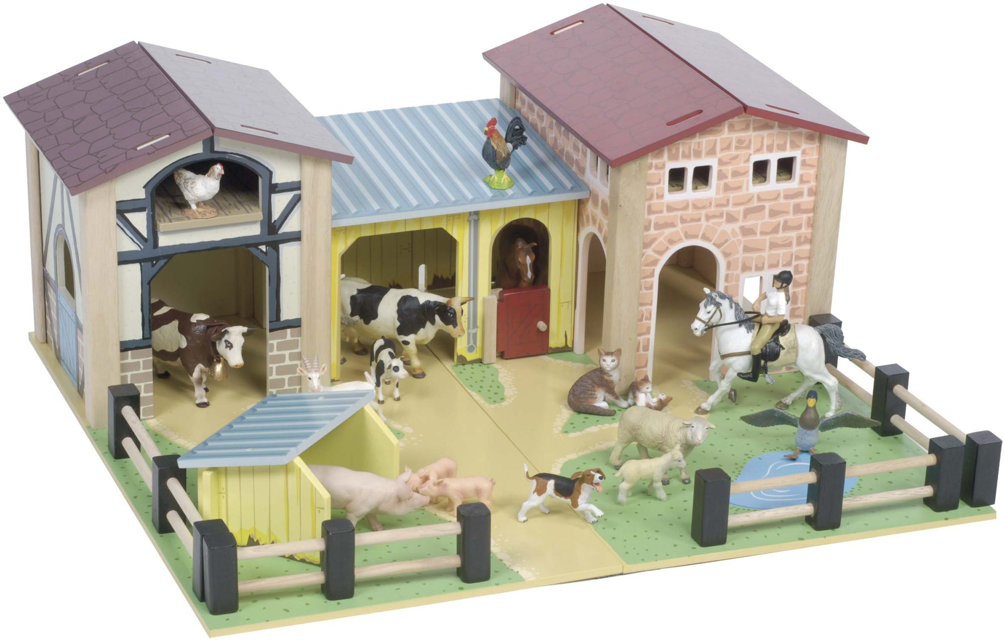 The Farmyard - Le Toy Van