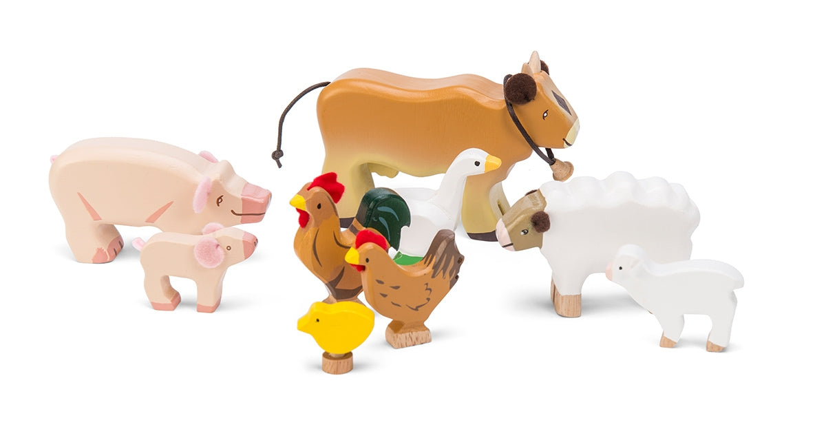 Sunny Farm Animals - Le Toy Van