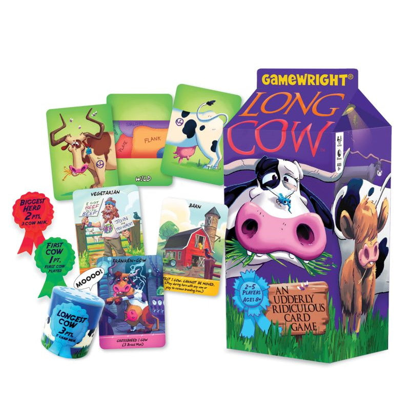 Long Cow - Gamewright