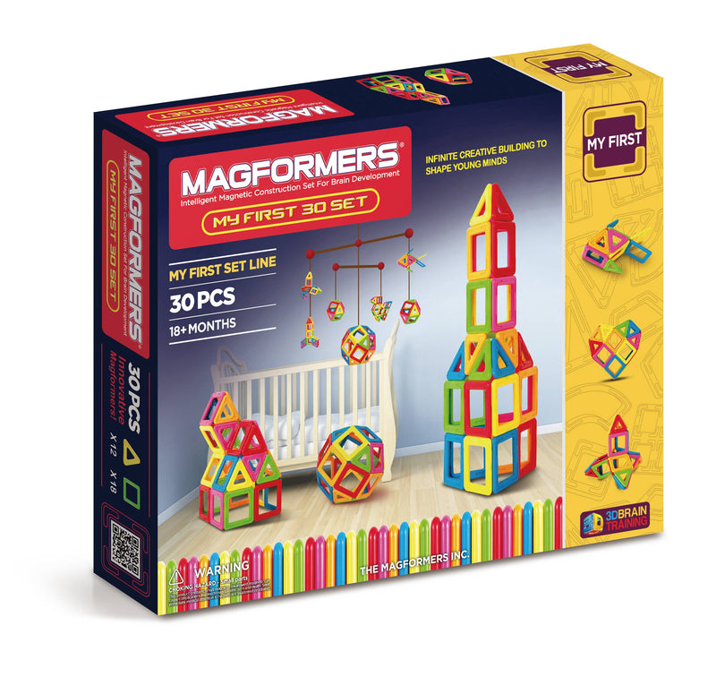 My First Set 30pcs - Magformers