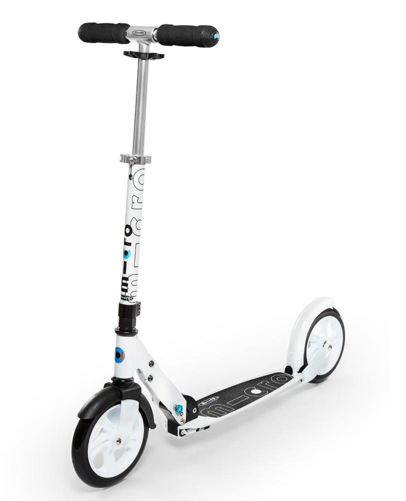 Classic Scooter White - Micro Scooters