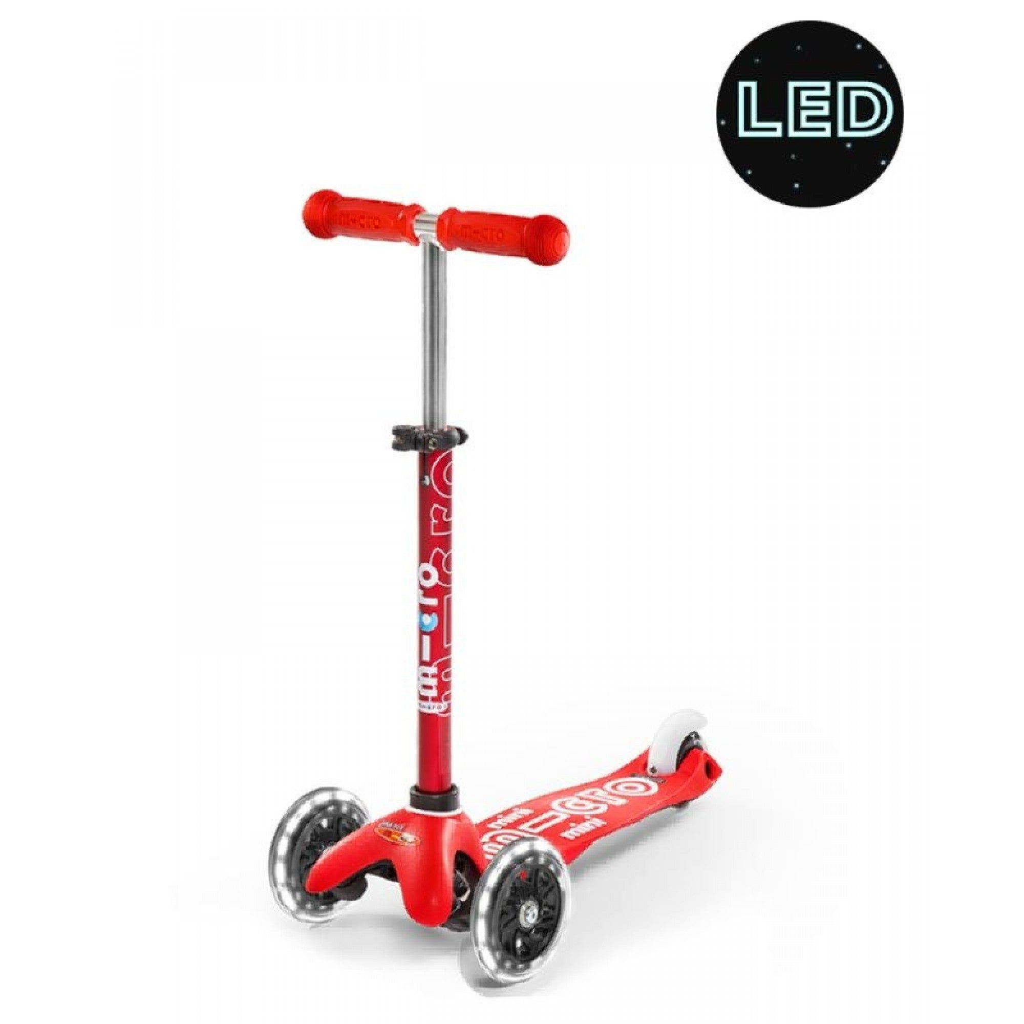 Mini Deluxe LED - Micro Scooters