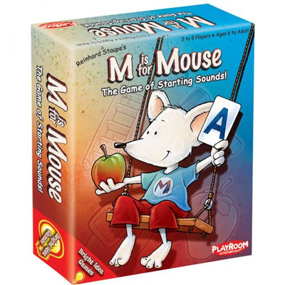 M is for Mouse - Playroom